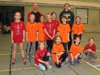 Sächsische Jugendliga U10 – Jüngste Schmetterlinge schnuppern Turnierluft
