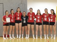 U20 – Silber bei der Bezirksmeisterschaft