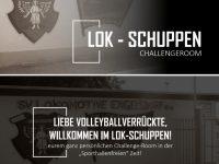 Lok-Schuppen Challenge