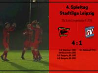 Ü35 – 4. Spieltag vs. Leipziger SV Südwest