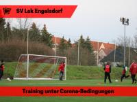 Training unter Corona-Bedingungen – Radiobeitrag MDR aktuell