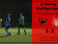 Ü35 – 2. Spieltag vs. Knautkleeberger SC 1864