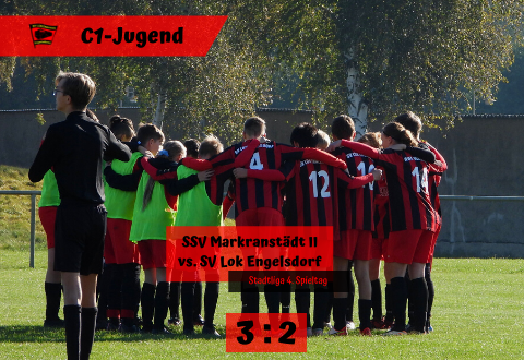 C-Jugend – 4. Spieltag