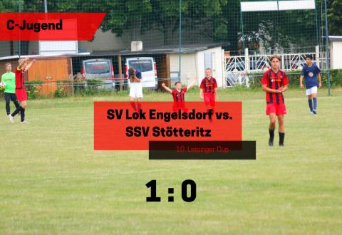 10. Leipziger Cup – C-Jugend vs. SSV Stötteritz