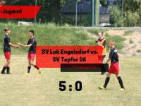 10. Leipziger Cup – C-Jugend vs. SV Tapfer 06