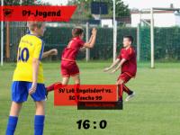 D1 – 3. Spieltag vs. SG Taucha 99