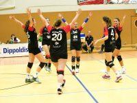 Sachsenliga – Zweites Auswärtsspiel in Dippoldiswalde bringt drei Punkte für Lok Damen