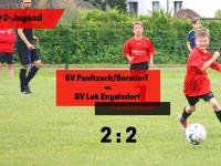 Freundschaftsspiel – D-Jugend vs. SV Panitzsch/Borsdorf