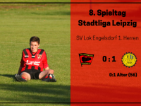 1. Herren – 8. Spieltag vs. Olympia Leipzig