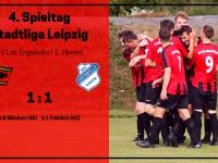 1. Herren – 4. Spieltag vs. SSV Stötteritz