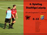 1. Herren – 6. Spieltag vs. SV Panitzsch/Borsdorf
