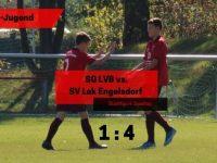3. Spieltag (Nachholspiel) B-Jugend vs. SG LVB