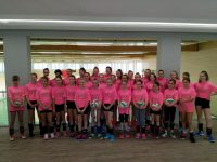 Trainingslager ? Tag 2 ☀️ – Pretty in pink
