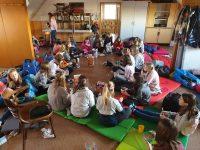 Weihnachtsfeier – Nachwuchs feiert sportlich den Jahresabschluss