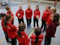 Bezirksmeisterschaft U16 – Erfolgreiche 2. Vorrunde