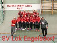 U14 – Bezirksmeisterschaft – Enorme Leistungssteigerung in 2. Vorrunde