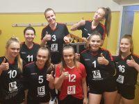 Bezirksliga – Knappe Niederlage gegen L.E.Volleys III