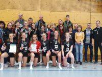 Gold bei der Bezirksmeisterschaft U18