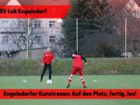 Engelsdorfer Kunstrasen: Auf den Platz, fertig, los!