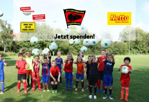 NETTO-Spendenaktion – Bring dich ein für deinen Verein!
