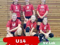 U14 startet in die Jugendliga-Saison 2019/20