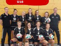 Endlich geht die Wettkampfsaison der U16 los