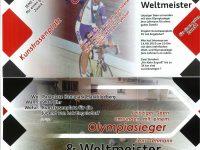 Radtour mit einem Weltmeister