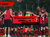 Freundschaftsspiel – D2-Jugend vs. SV Mölkau 04