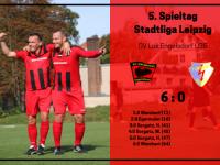 Ü35 – 5. Spieltag vs. Turbine Leipzig
