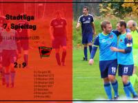 7. Spieltag Ü35 vs. SpG Leipzig Ost/SV Tapfer