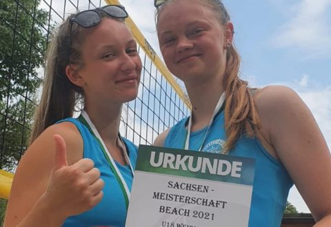 Beach: Ariane und Jamie für Deutsche Meisterschaft qualifiziert
