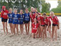Nachwuchs: Endlich wieder Volleyball …