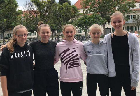 Engelsdorfer Landeskader in Polen am Start
