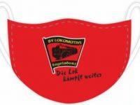nur noch 50 Lok Engelsdorf Masken verfügbar