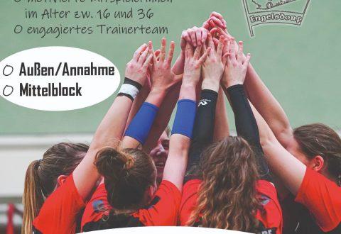 Regionalliga: Wir suchen DICH!